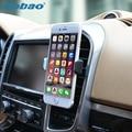 Cobao universal car air vent mount holder soporte ajustable soporte para teléfono móvil para iphone 5 5s 6 6 s plus galaxy s4 s5 s6 note 4