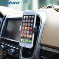 Cobao universal car air vent mount suporte ajustável suporte do telefone móvel stand para iphone 5 5s 6 6 s plus galaxy s4 s5 s6 note 4