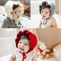 Новорожденного Ребенка Шляпу Принцесса Симпатичные Шапки Девушки Новорожденных Вязаная Шапка Фотографии Реквизит