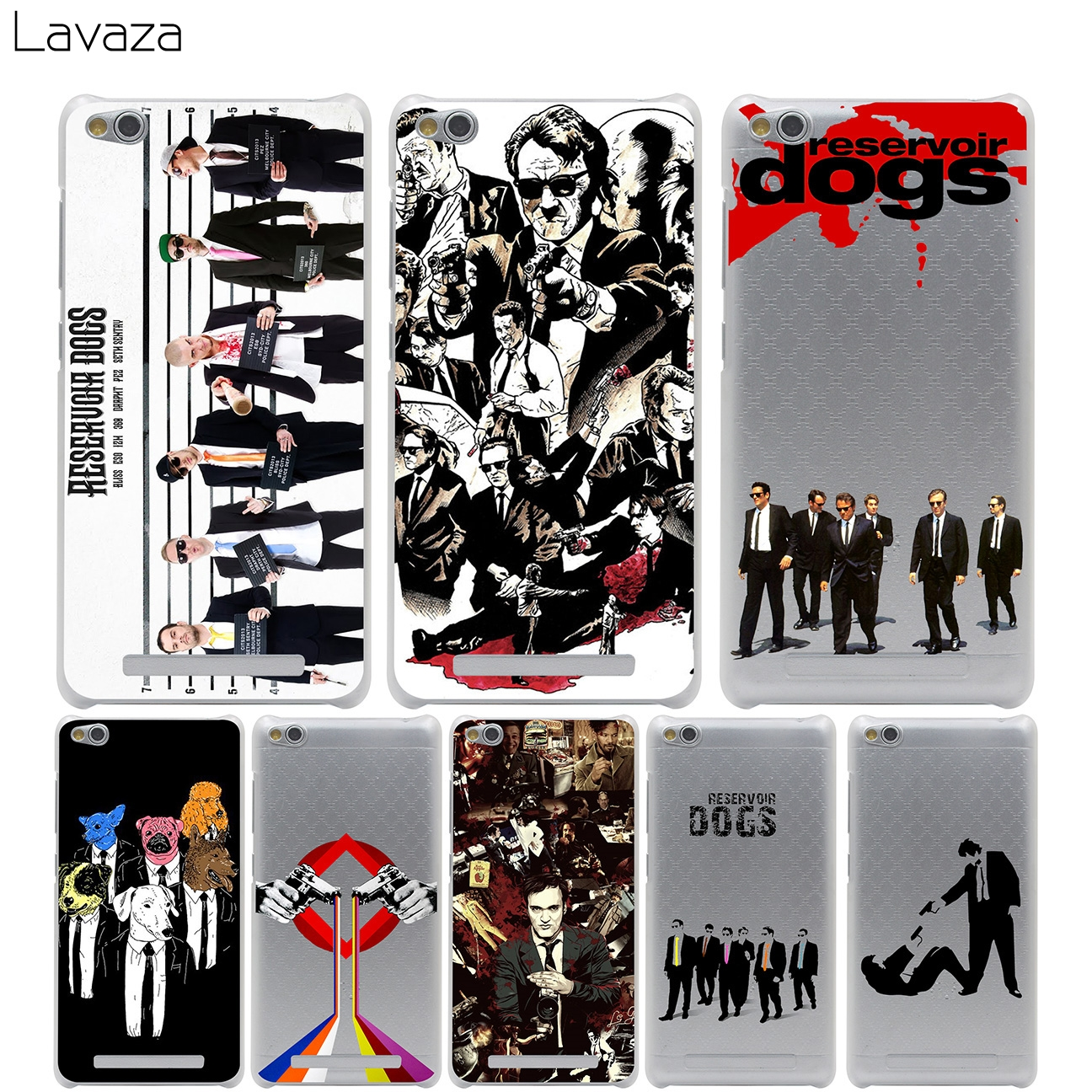Lavaza Reservoir Dogs Cover Case For Xiaomi Redmi Note Mi 3 3s 4x Karet Swing Arm Rx King Bulet Spesial K Original Yamaha Japan Nzl Part 135cc 4 4a A1 5 5a 5s 5x Mi5 Mi6 Pro Plus