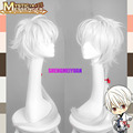 Heat Resistant Game Mystic Messenger ZEN Costume Full Lace Cosplay Wig (Need Styled) +Free CAP