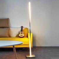 Design nórdico lâmpada de assoalho LEVOU candeeiro de pé moderno vloerlamp DESA668866 lâmpadas de assoalho para sala de estar lâmpadas de assoalho Frete Grátis