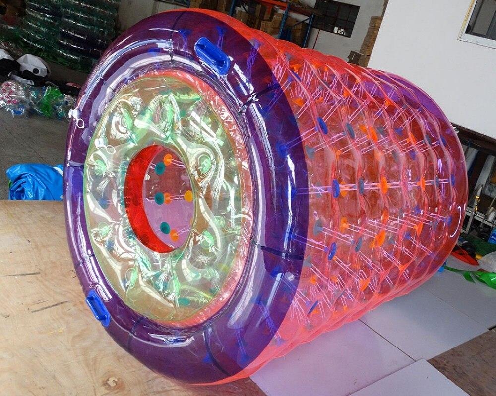 Boule gonflable de marche de l'eau boule d'eau de rouleau de l'eau boule humaine de hamster - 2