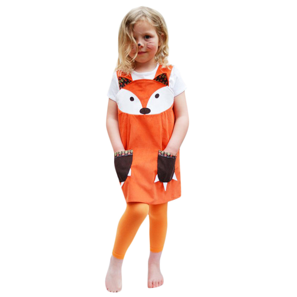 ec819e3415406 Worldwide delivery fox dress baby in NaBaRa Online