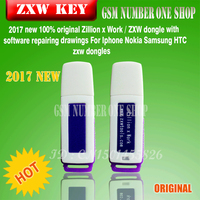 ZXW Dongle Zillion X Work With Software Repairing Drawings For Iphone Nokia Samsung HTC And So