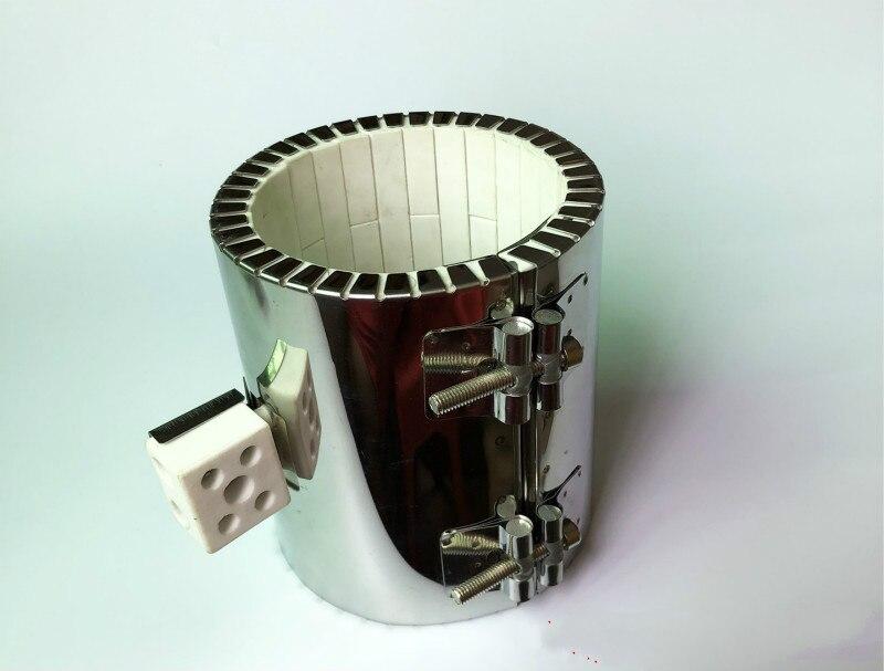 Vertical injection molding machine Ceramic heating ring extractor Ceramic electrothermal ring Ceramic heater 220V ceramic