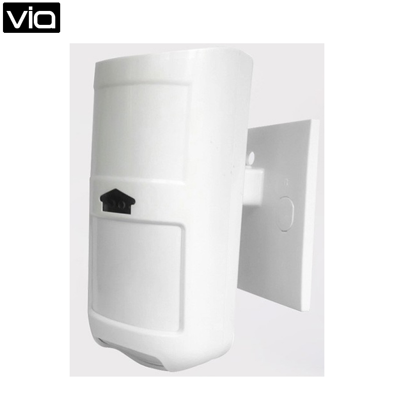 AILIF ALF-P101 Free Shipping HOT With CE, FCC, ROHS Dual Infrared And Microwave PIR Motion Detector Alarm Sensor ce rohs fcc dhl 84v