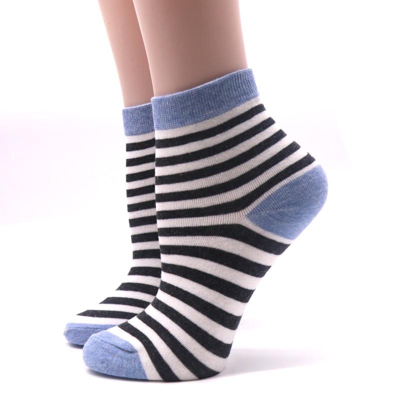 10Pairs Fashion Mens Long Striped Socks For Men Polyester Spring Summer Funny Socks Male Business Dress Socks Meias Chaussette