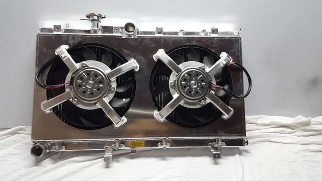 Golpher high quality custom made aluminum radiator fan shroud golpher high quality custom made aluminum radiator fan shroud 200w wrx gda gbd grd sciox Choice Image
