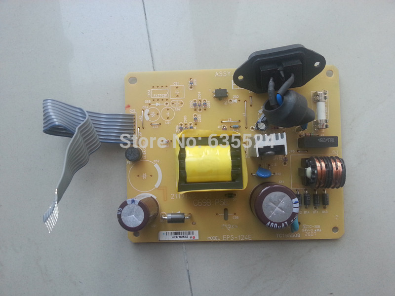 POWER BOARD FOR EPSON R1900 C698 PSE MODEL: EPS-124E