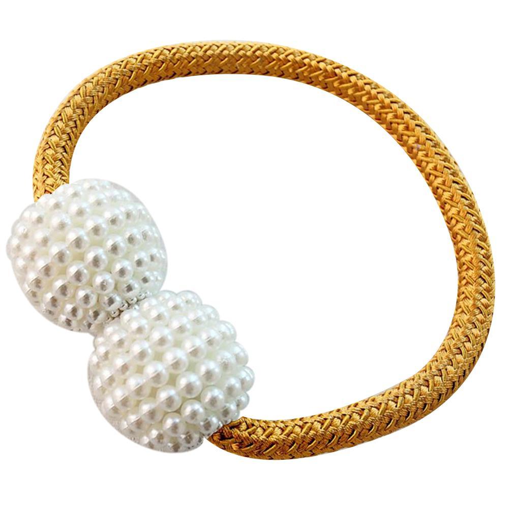 Aliexpress.com : Buy Hot Faux Pearl Beads Weaving Rope