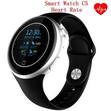 Mode Fitness Tracker uhr Synchron SMS über Bluetooth Wasserdichte Touchscreen Herzfrequenz Tracker Smartwatch Android