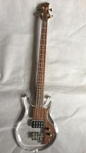 Hot sell Dan electric bass guitar with acrylic body