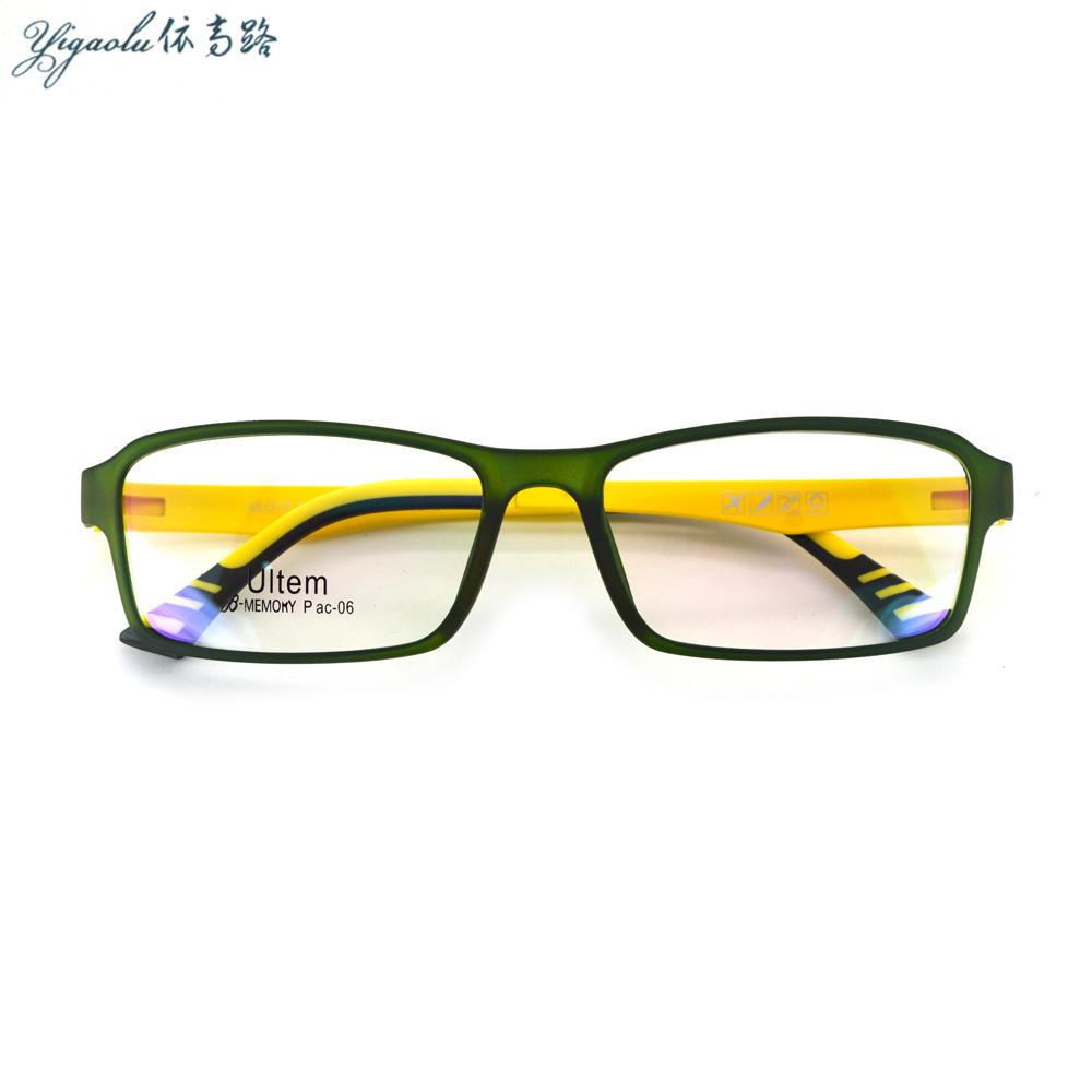 2016 new fashion ultem glasses frameshigh quality eyeglasses frames soft and light optical eyewear