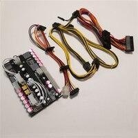 X7 ATX 500 PC 500 Вт высокое мощность DC 24pin ATX мини PSU питание Двойной вход 16 В 24 в широкий диапазон Напряжение