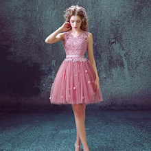 Pink chiffon cocktail dress online shopping-the world largest pink ...