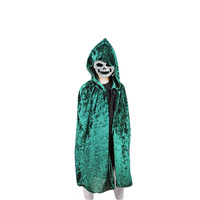 1pc Halloween Costume Children Cosplay Cloak Witch Wizard School Christmas Performance Parties Products Supplies Wholesale T0