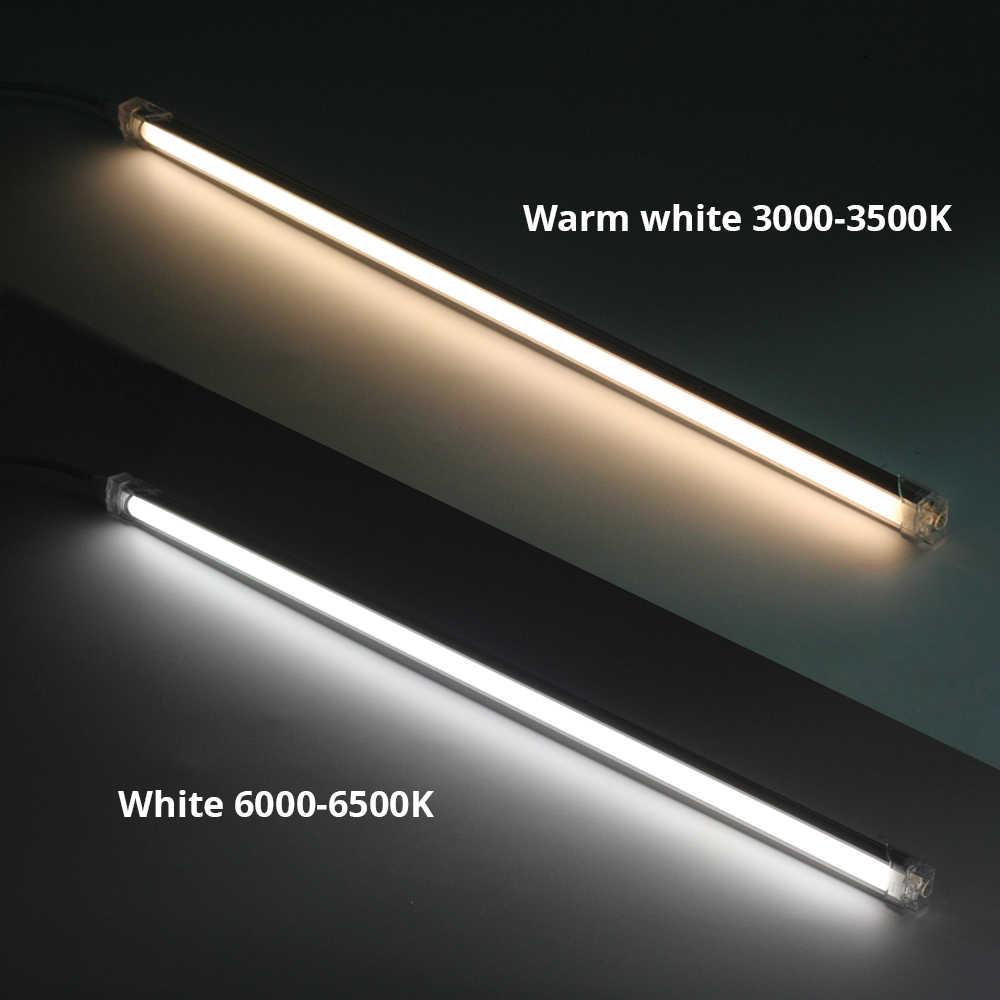2 шт. 50 см светодиодный бар свет под кабинет кухня свет комплект с iTouch диммер адаптер идеально подходит для корпуса внутреннего освещения