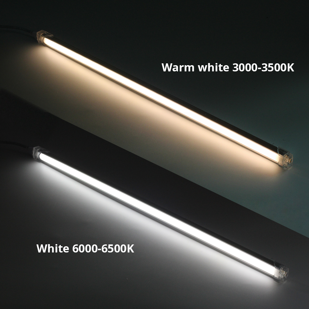 Image 5 - 2PCS 50CM LED Bar Light Under Cabinet Kitchen Light Kit with iTouch Dimmer Switch Adapter Perfect for Housing Indoor Lighting-in LED Bar Lights from Lights & Lighting
