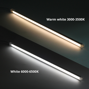 Image 5 - 2PCS 50CM LED Bar Light Under Cabinet Kitchen Light Kit with iTouch Dimmer Switch Adapter Perfect for Housing Indoor Lighting
