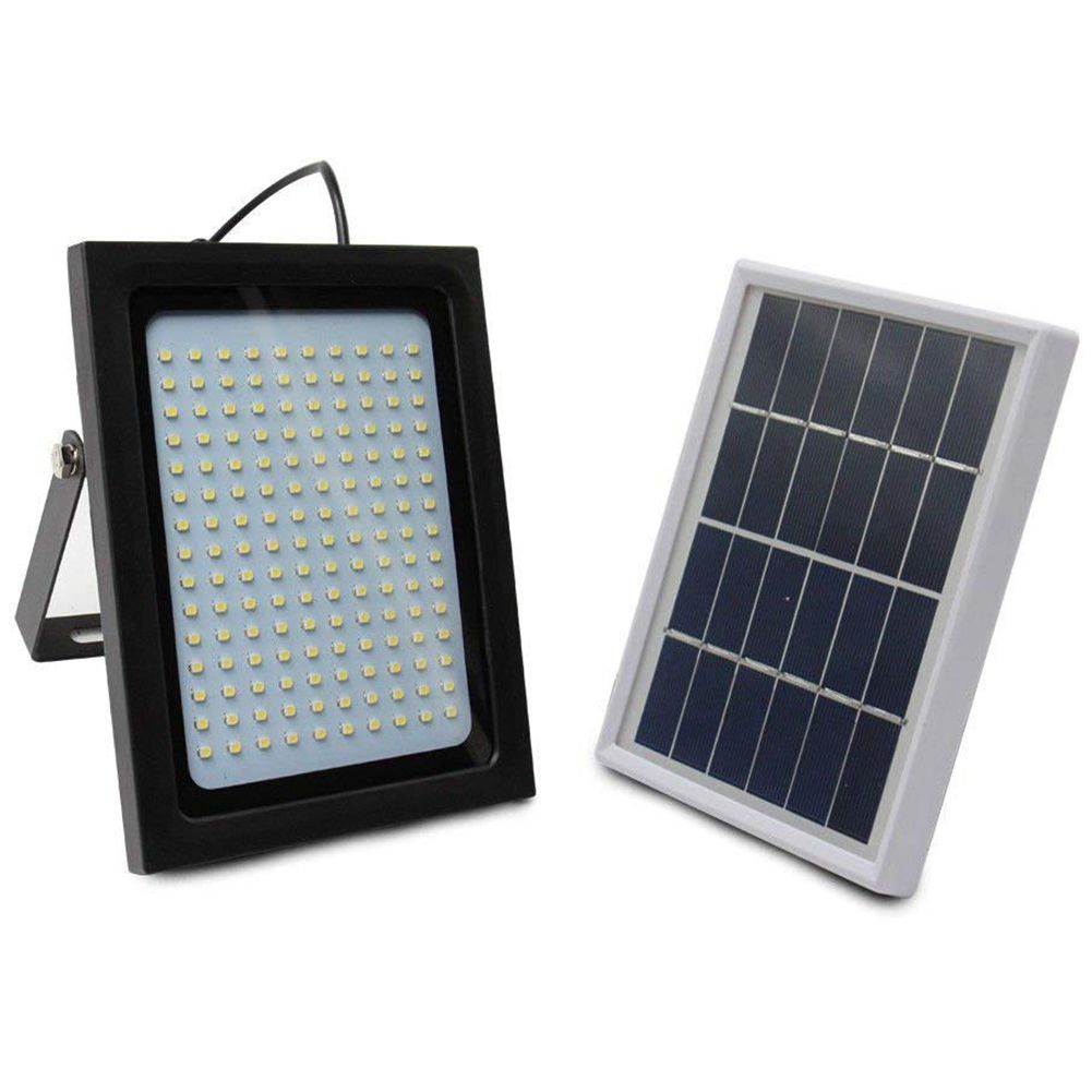 Hot Sale 150 LED Solar Power Flood Light Sensor Motion Activated Outdoor Garden Path Lamp