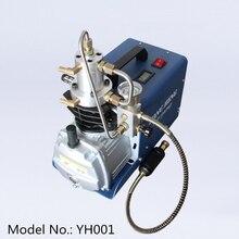 4500PSI 30mpa 300bar yong heng kompressor pcp pumpe luft kompressor Elektrische luftpumpe für tank gas füllung 110V 220V