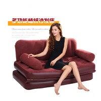 Складной надувной диван кровать, Надувной диван, матрас диван стекаются надувной отдыха стул