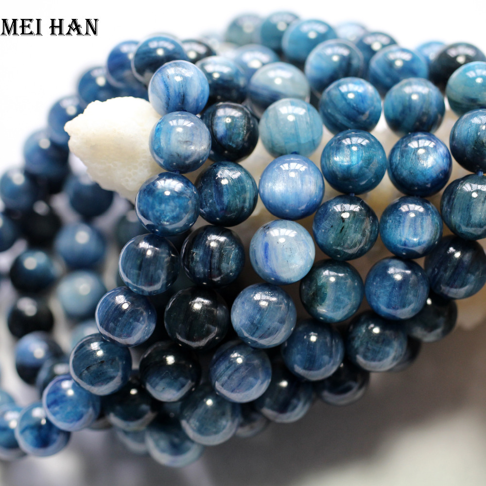 Bonyak Jewelry 18 Inch Rhodium Plated Necklace w// 6mm Red July Birth Month Stone Beads and Saint Joseph Charm