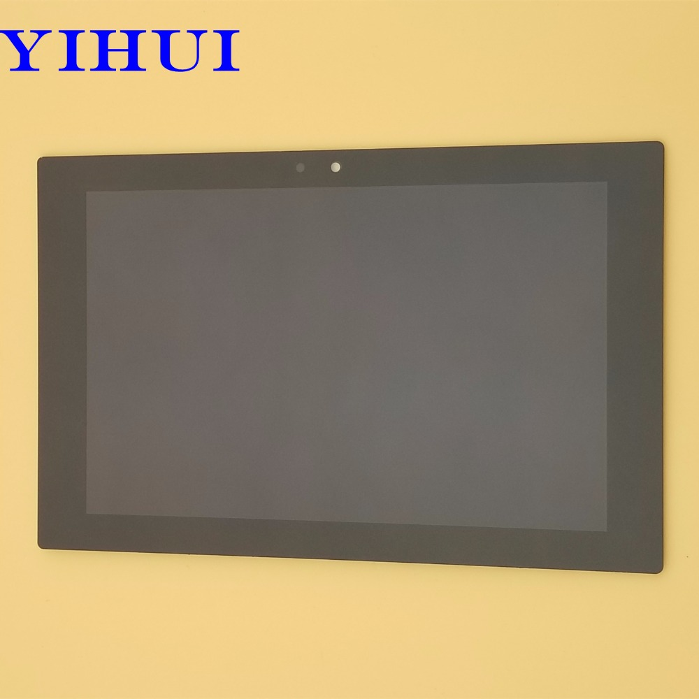 YIHUI For Sony Xperia Tablet Z SGP311 SGP312 SGP321 Touch Screen Digitizer with LCD Display Assembly free shipping lcd screen display for sony xperia l s36h s36 c2105 by free shipping hq