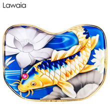 Lawaia Fishing Box Cushion Thick Waterproof Breathable Suction Cup Supplies Silicone Non-slip Accessories Tackle