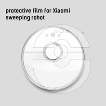 все цены на Transparent machine protective film for Xiaomi sweeping robot Stone second generation sweeper protective screen онлайн