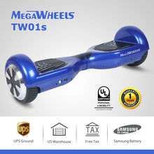 Megawheels TW01s Hoverboard UL 2272 Samsung Battery Self Balancing Scooter with Free Tax & Shipping with 1 Year Warranty