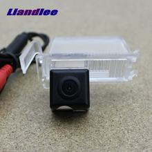 Liandlee HD Rear Camera For Chevrolet Camaro Bumblebee 2009~2015 High Resolution 170 Degrees Waterproof High Quality CCD(China)