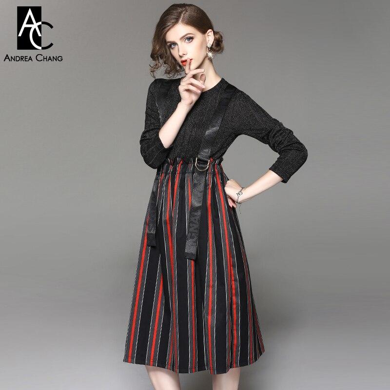 Patrones vestidos punto mujer