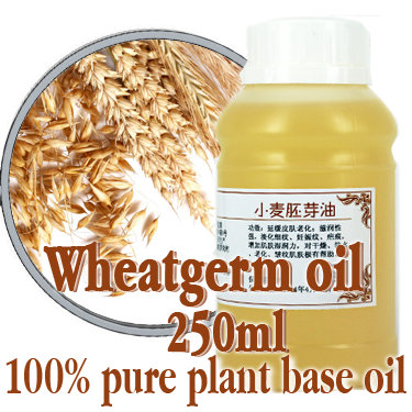 Free shopping100% pure plant base oils Australia wheat germ oil 250ml moisturizing Vitamin E Essential oils repair scar цена 2017