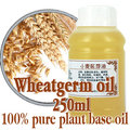 Free shopping100% pure plant base oils Australia wheat germ oil 250ml moisturizing Vitamin E Essential oils repair scar