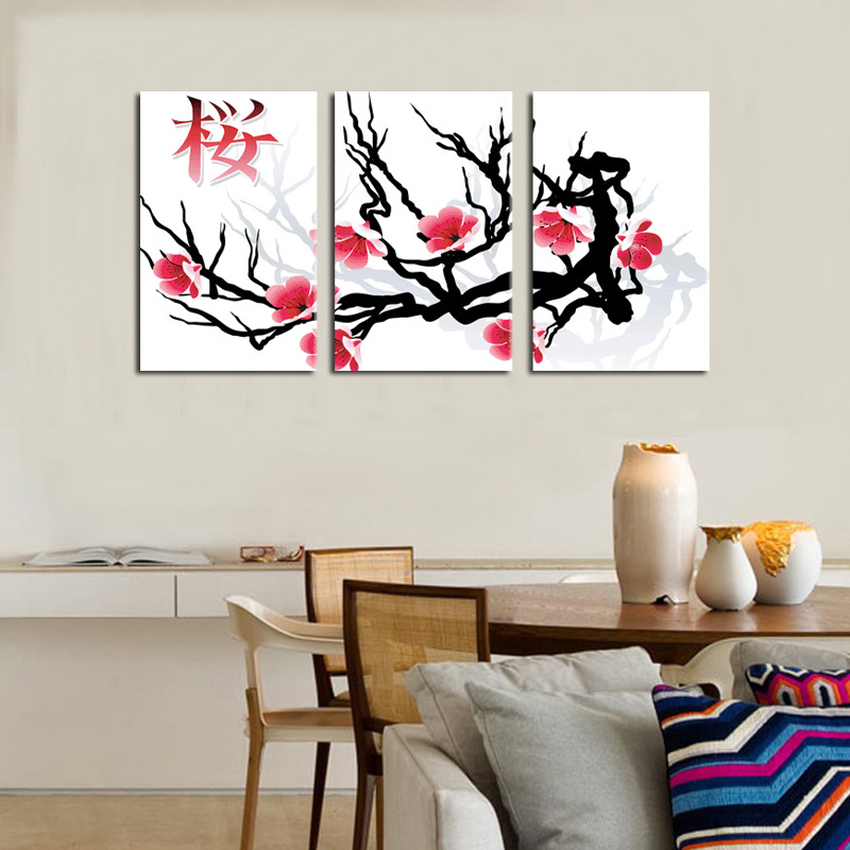 Popular china landscape painting buy cheap china landscape for Modern home decor from china