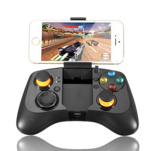 Wireless Bluetooth 3.0 Gamepad Gaming Controller Joystick For Android Smart Phone TV Box for Ios Phone for PC Android Controller