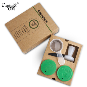 Image 5 - Capsulone/STAINLESS STEEL Metal capsule Compatible for dolce gusto Machine  Refillable Reusable capsule /gift  coffee cafe