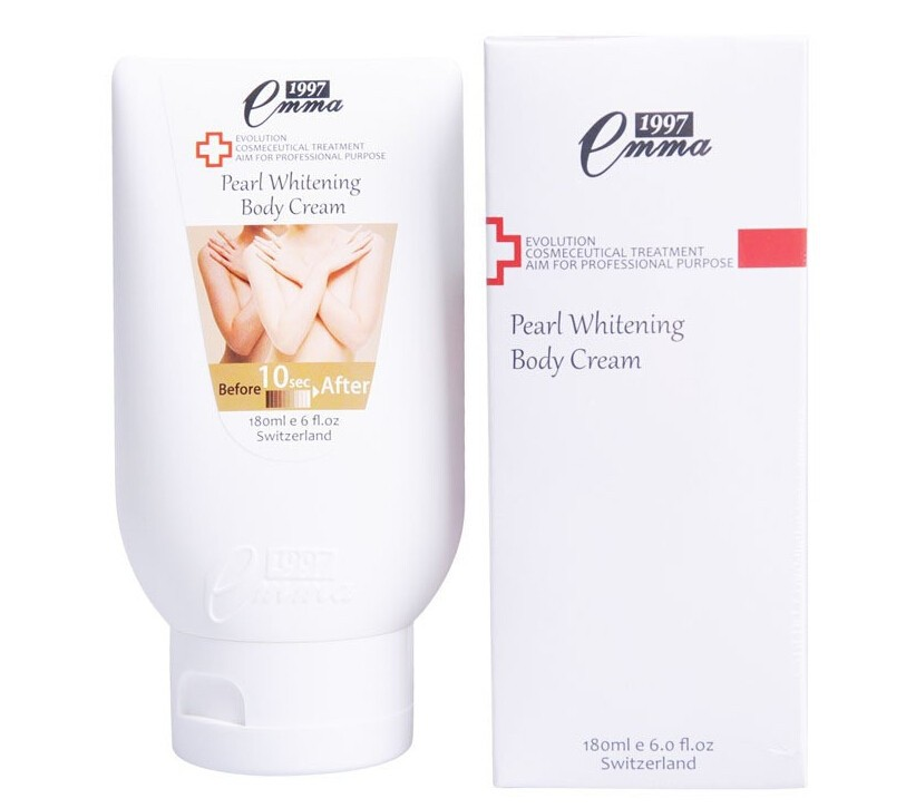 Whitening Body Cream 10 second Instantly whitening Body Lotion Skin Care Moisture for whole body 180ML Free Shipping 3