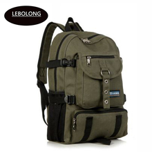 26a9d2b37458b KAUKKO Mode freizeit männer rucksack designer reisetasche riemen  reißverschluss einfarbig casual leinwand rucksack schultasche ZDD5194(