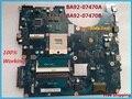 Probado! placa madre del ordenador portátil para Samsung NP-R540 R540 integrado intel DDR3 BA41-01353A BA92-07470A BA92-07470B