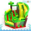 Envío Del Mar Libre Tropical de Aire Inflado Jumpers Inflables Parque Infantil de Juegos Para La Venta