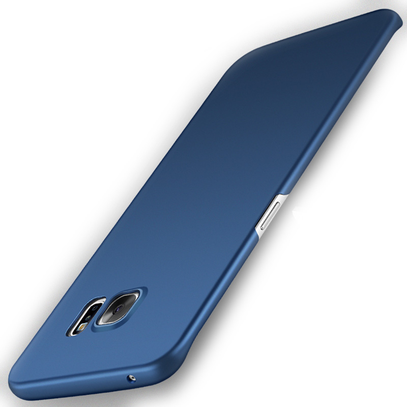 For Samsung galaxy s7 / s7 edge / s6 / s6 edge Case Frosted Ultra Thin Hard Plastic Back Cover Matte Shield Protect Phone Cases