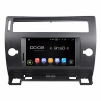 Android 8.0 octa core 4GB RAM car dvd player for CITROEN C4 2005 2011 ips touch screen head units tape recorder radio