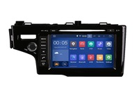2 Din 8INCH Octa/Quad Core Android Fit HONDA FIT / JAZZ 2014 Car DVD Player Multimedia Navigation GPS Radio DVD TV 3G WIFI MAP