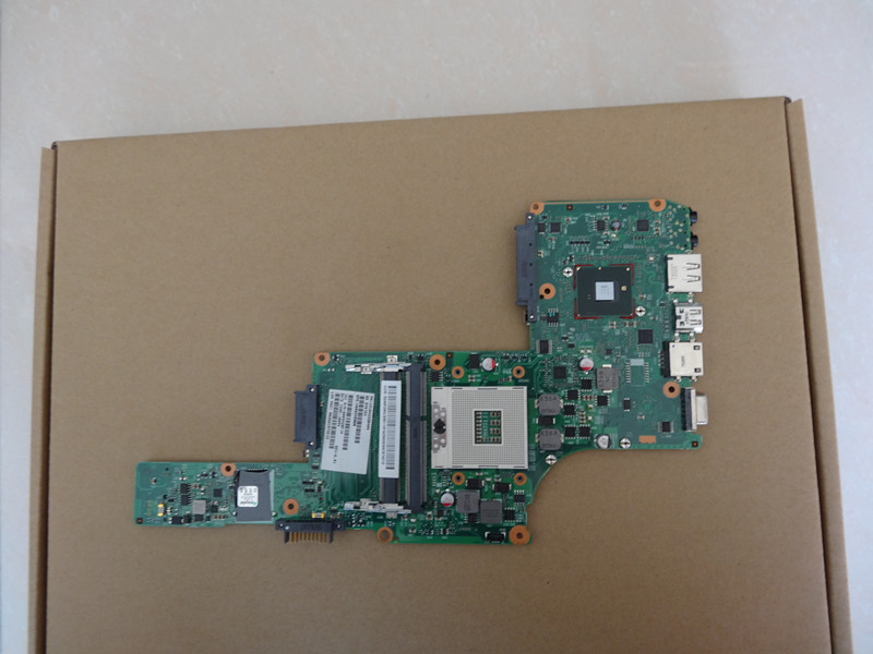V000245060 For Toshiba L630 Laptop motherboard 1310A2338409 6050A2338402-MB-A02 HM55 DDR3 fully tested work perfect dk10f 6050a2541801 mb a02