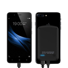 4000mAh Magnetic Adsorption Mobile Battery Charger Power Bank External Battery Charger For iPhone Android Type-C Micro-USB Phone
