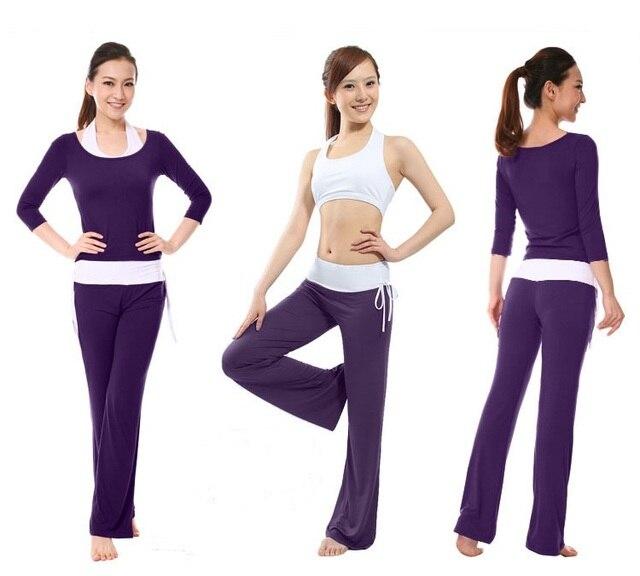 c513b38001b Entrenamiento para para meditación ropa para hacer ejercicio para mujeres  entrenamiento ropa deportiva mujer gimnasio 04