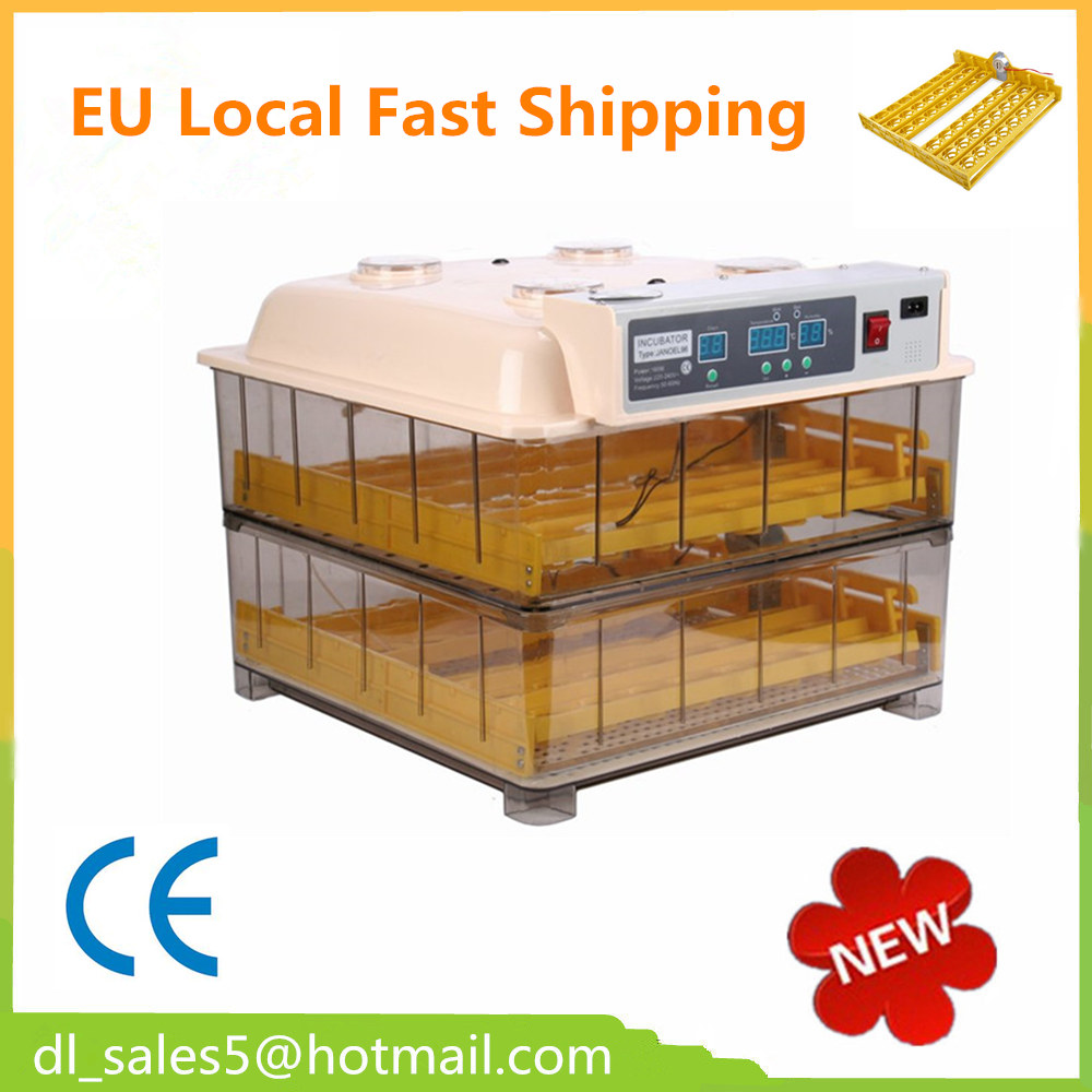 Mini  Brooder Hatcher Egg Incubator 96  Eggs Machine With CE Approved For Sale high quality best selling mini industrial egg incubator of 48 eggs for sale commercial hatcher incubadora de huevos automatica